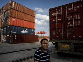 China reacts as trade war with US kicks off