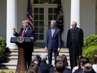 President Trump narrows SCOTUS nominee list