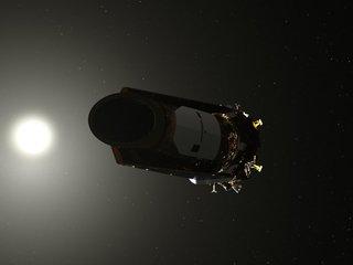 Kepler spacecraft's fuel running low