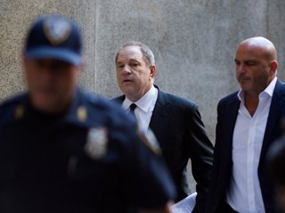 Weinstein pleads not guilty to new charges