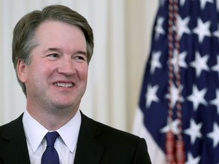 Few surprises in Kavanaugh nomination