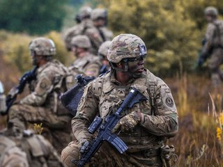 NATO largely depends on US commitment