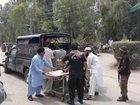 Dozens killed in suicide bomb attack in Pakistan