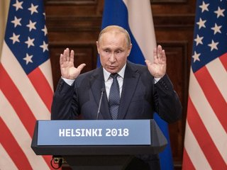 Putin denies 2016 US election interference