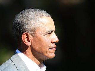 Obama talks values, politics in Mandela lecture