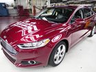 Ford recalls roughly 550K Fusions, Escapes