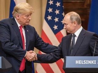 Trump administration invites Putin to Washington