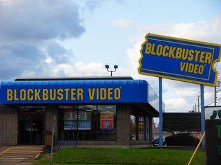 One last Blockbuster store left standing