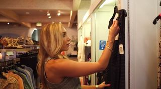 Designer clothing for a fraction of the cost
