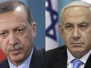Ergoğan, Netanyahu trade barbs over new law