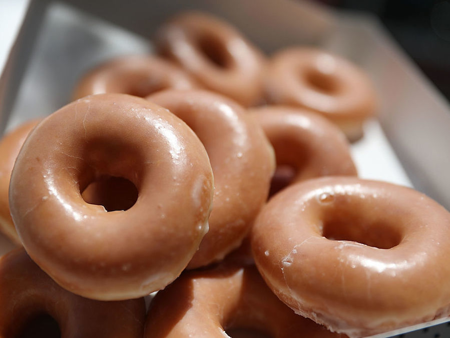 krispy kreme threats My krispy kreme's krispy kreme doughnuts owns and franchises stores that produce and sell over 20 different types of specialty doughnuts since the company's founding in 1937, krispy kreme has grown into a leading specialty retailer producing over 18 billion doughnuts a year.