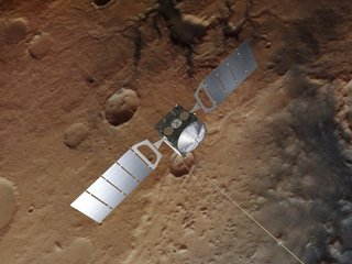 Scientists want to be sure of lake on Mars