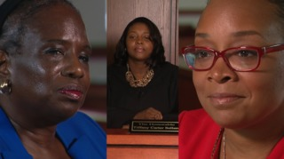 Black women rule city's justice system