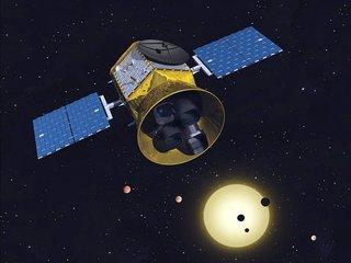 NASA's TESS spacecraft begins hunting exoplanets