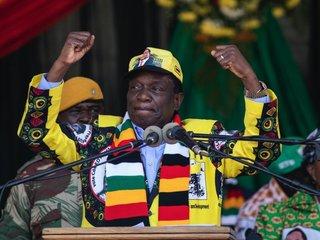 Mnangagwa wins Zimbabwe presidential election