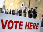 Colorado voting centers open Monday for midterms