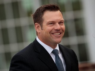 Kobach recusing himself from primary vote count