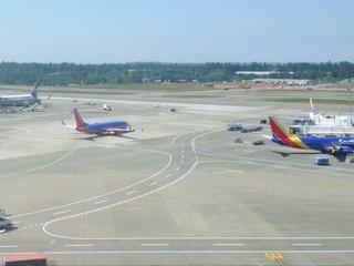 Investigation underway after worker steals plane