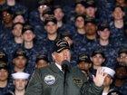 Trump's cancels military parade