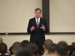 McRaven: Revoke my security clearance