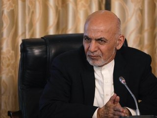 Afghan president asks Taliban for cease-fire
