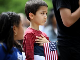 Will changes come to the Pledge of Allegiance?