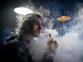 Vaping can damage your DNA, study finds