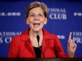 Sen. Warren unveils anti-corruption bill