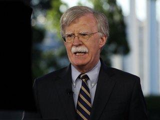 Bolton warned Russia against midterm meddling