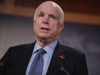 U.S. Sen. John McCain dies after cancer battle