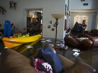 Houston area votes on flood prevention bond