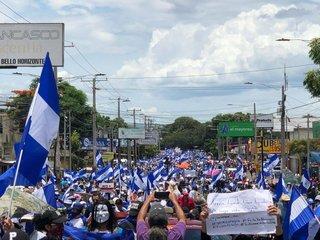 UN: Nicaragua committing human rights violations