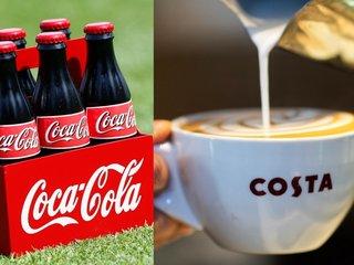 Coca-Cola to buy Costa Coffee