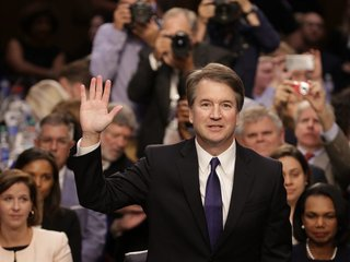Kavanaugh would open new era for Supreme Court