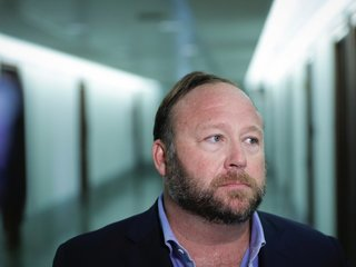 Alex Jones gets banned from Twitter, Periscope