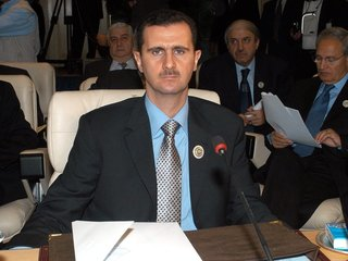 Syrian president approves use of chlorine gas