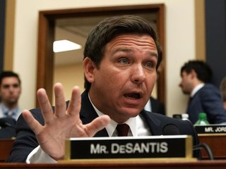 DeSantis resigns Congress