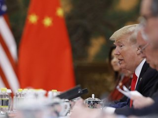 US invites China to discuss trade dispute
