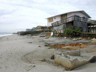 North Carolina has history with slow storms