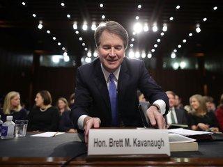 Senators want committee to delay Kavanaugh vote