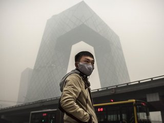 Study links pollution to dementia