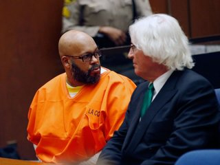 Suge Knight pleads no contest