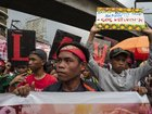 Martial Law Protests in the Philippines