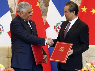 China's Dominican embassy now open