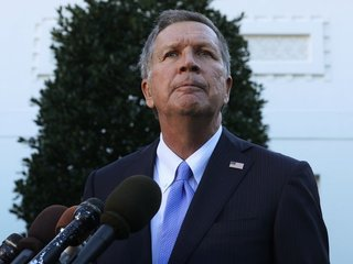 Ohio Gov. Kasich signs orders on gun control
