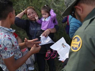 DHS memo discussed ordering family separations