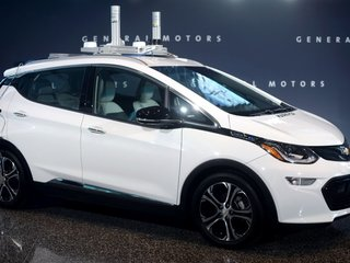 Honda, GM team up on autonomous cars