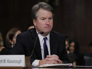 Kavanaugh awaits fate, senators review FBI files