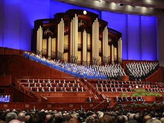 The Mormon Tabernacle Choir has a new name
