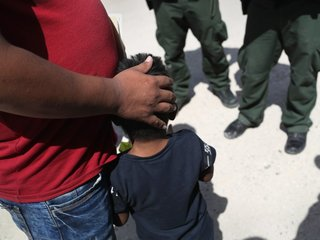 Migrant children could face adoption